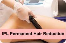 IPL Permanent Hair Reduction