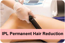 IPL Permanent Hair Reduction