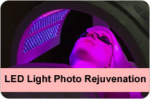 LED Light Photo Rejuvenation