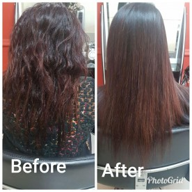 Chemical Straightening