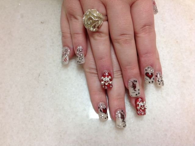 Manicure - Pedicure-charges